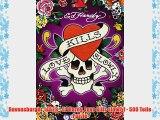 Ravensburger 14629 - Ed Hardy Love kills slowly! - 500 Teile Puzzle