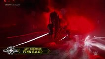 WWE Network Finn Bálor unleashes the demon in Brooklyn NXT TakeOver Brooklyn  WWE On Fantastic Videos