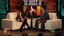Lopez Tonight Carrie Ann Inaba 1/13/2010