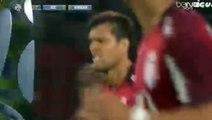 Renato Civelli header chance