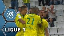 But Ermir LENJANI (77ème) / FC Nantes - Stade de Reims (1-0) - (FCN - REIMS) / 2015-16