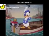 Cartoon animals   PUT - PUT TROUBLES