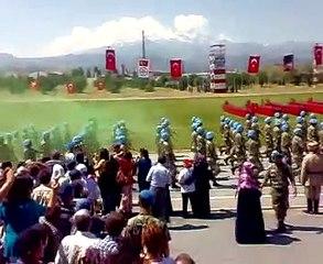 Ugur Akkaya Kayseri 1.Komando Tugayı [ Yemin Töreni ]'nden Görüntüler