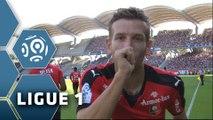 But Pedro HENRIQUE (7ème) / Olympique Lyonnais - Stade Rennais FC (1-2) - (OL - SRFC) / 2015-16