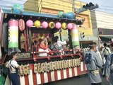 Matsuri, the festival in Hitachinaka city, Japan 1 ひたちなか祭り