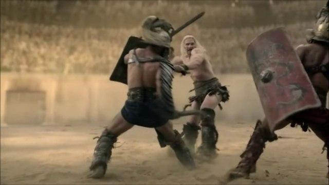 Spartacus Versus | Versus 11 - Crixus & Spartacus VS Theokoles