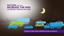 Asleep at the Wheel: Dangers of Drowsy Driving from UL Workplace Health & Safety
