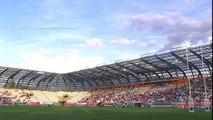 TOP14 - Grenoble - Agen : 38-23 - ESSAI Fabrice ESTEBANEZ (GRE) - Saison 2015/2016