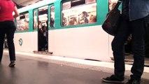 Paris Metro - line ligne 4, MP59, Strasbourg St Denis