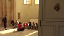 Les portes du temps à l'abbaye de Cluny