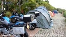French Riviera Côte d'Azur on BMW R1200GS LC, Menton, Monaco, Nice, Mercantour national park