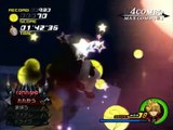 KH2FM - Roxas (With dual wield Roxas Drive Form) and Axel partner gameplay