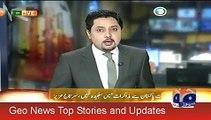 Geo News Headlines 23 August 2015, Sartaj Aziz Talk On Indian Fraud To Delay Pak India Kas
