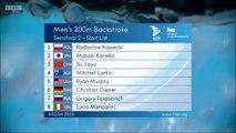 200m dos H (demi-finales) - ChM 2015 natation