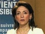 Nicole Guedj soutient Nicolas Sarkozy