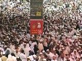 La Mecque: début du pélerinage du Hajj