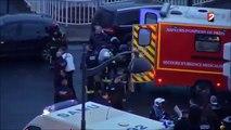 France 2, 19h et 20h30 du 09 01 15,  assauts du GIGN et du RAID Essonne et Porte de Vincennes