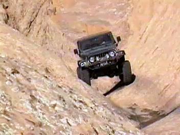 Jeep Roll