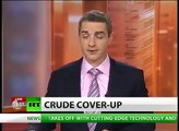 SHELL SPILL 200 TONNES OF OIL INTO NORTH SEA - AND UK GOVT PRESS COVER IT UP