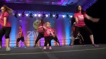 Audrey at the International Zumba Convention in Orlando!