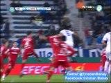Velez 3 Argentinos Jrs 0  (Relato Walter Nelson) Torneo Inicial 2012 Los goles (3/8/2012)