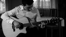 Latch - Disclosure feat. Sam Smith (fingerstyle guitar cover by Peter Gergely)