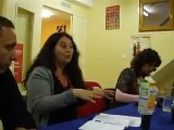 La formation de communication avec le publique ( mademoiselle anna) IDD paris 30/04/2009 assaf bra