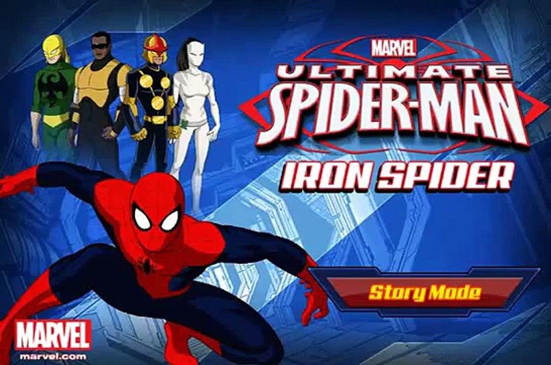 Spider man cartoni animati italiano video dailymotion