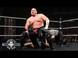 WWE Network- Samoa Joe vs. Baron Corbin- NXT TakeOver- Brooklyn