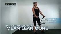 FORCE USA Extreme Core Trainer - EXTCT - Strong Ab Training - Get A Six Pack