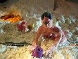 court-métrage pâte à modeler.2004 ''naissance d'une mort''