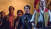 Les Misérables    Interview with Samantha Barks