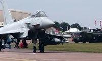 Eurofighter Typhoon FGR 4 Solo Demo RIAT 2011