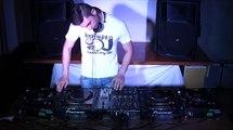 Gabriele Messina DJ mixing on 4 CDJs Electro House EDM mix - mashup