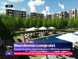 Primul ansamblu rezidențial din România dotat cu panouri fotovoltaice din faza de proiect. Acestea vor asigura până la jumătate din necesarul de energie pentru spaţiile comune.