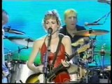 """Happy"" - Sheryl Crow & Keith Richards - Central Park - 1999"