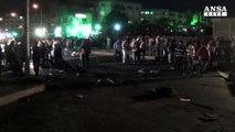 Egitto: attentato al Cairo, esplose tre bombe