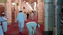 HOLY MASJID AL-NABAWI, MEDINA SAUDI ARABIA.