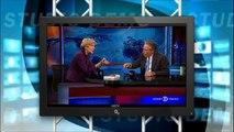 Warren Tells Jon Stewart: 'Every Rule' Protects 'Tender Fannies Of The Rich' (VIDEO)