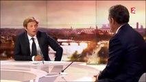 Parodie de l'interview de Nicolas Sarkozy sur France 2