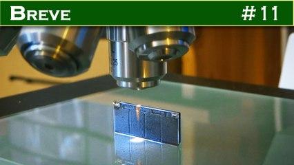 BREVE 11 : Efficacité d'une cellule solaire de calculatrice