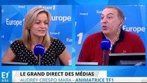 """Crespo Mara : """"Je ne me vois pas partir du groupe TF1"""""""