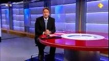 NOS Journaal - Het afscheid van Gerard Arninkhof - Laatste Journaal Gerard Arninkhof