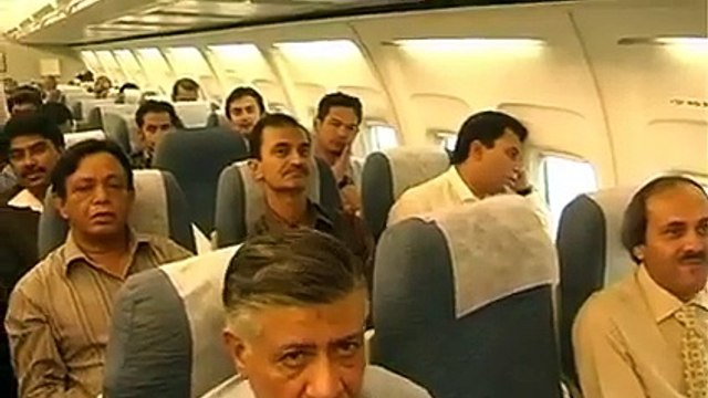 National News: Shaheed Benzir Bhutto Last Interview In Aeroplane Economy Class
