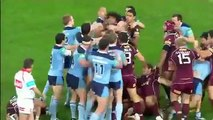 QLD vs NSW State of Origin 2010 Game 2 Highlights