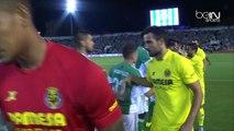 Liga : Bétis 1-1 Villarreal