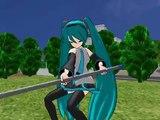 "Rage of Miku Hatsune ""Len vs. Miku"" 【VOCALOID PV】"