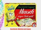 Schmidt Spiele 49017 SpongeBob: Mensch ?rgere Dich nicht
