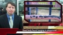 Dead teen found hanging in elementary school playground - Lake Joy Primary School