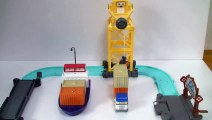 로보카폴리 항구 장난감  Robocar Poli Toys  Робокар Поли Игрушки Мультфильмы про машинки
